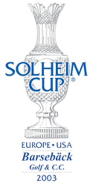 2003 Solheim Cup - Image: 2003Solheim