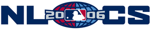 2006 National League Championship Series - Image: 2006 NLCS Logo