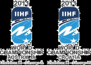 2011 IIHF World Championship Division II - Image: 2011 IIHF World Championship Division II Logo