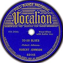 32 20 Blues Wikipedia