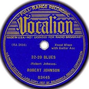 32-20 Blues - Image: 3220blues