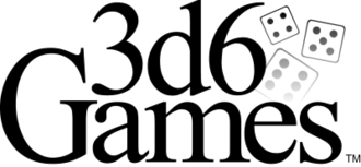 3d6 Games - Image: 3d 6 Games logo