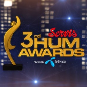 3rd Hum Awards - Official poster