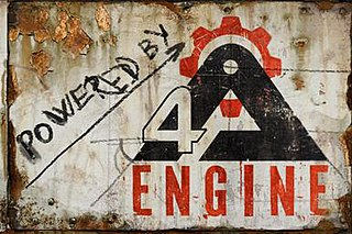 4A Engine graphics middleware engine developed by 4A Games