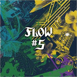 5 (Flow album) - Image: 5Reg Album Cover