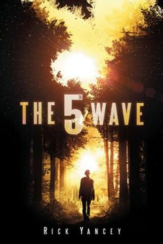 The 5th Wave (series) - Cover of the first book in the series
