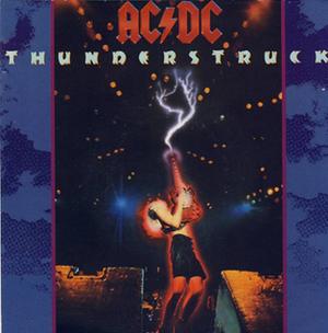Thunderstruck (song) - Image: ACDC Thunderstruck