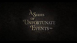 <i>A Series of Unfortunate Events</i> (TV series) American streaming television series