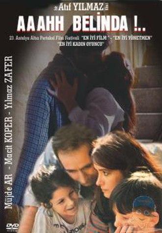 Aaahh Belinda - Film poster