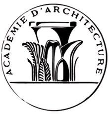 Acad mie d 39 architecture wikipedia - Academie d architecture ...
