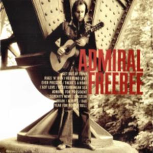 Admiral Freebee (album) - Image: Admiral Freebee Admiral Freebee
