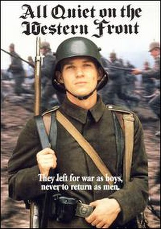 All Quiet on the Western Front (1979 film) - DVD cover