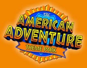 The American Adventure Theme Park - Image: American adventure logo