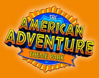 The American Adventure Theme Park - Image: American adventure logo
