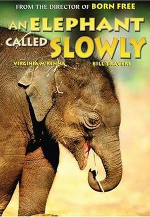 An Elephant Called Slowly - DVD cover