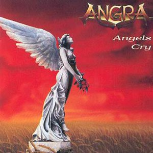 Angels Cry (album) - Image: Angra angels cry