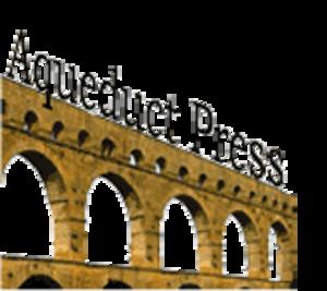 Aqueduct Press - Image: Aqueduct Press Logo