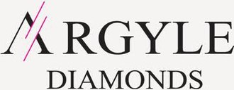 Argyle diamond mine - Logo