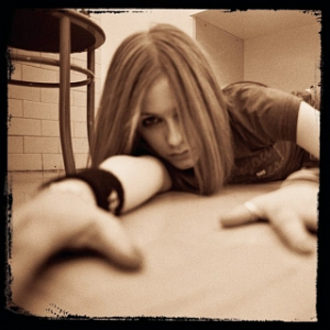 Take Me Away (Avril Lavigne song) - Image: Avril Lavigne Take Me Away official cover