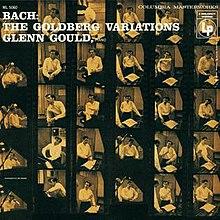 The Goldberg Variations (Gould Album), 1955
