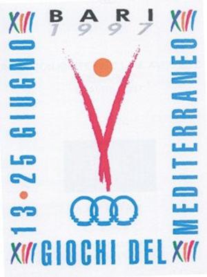 1997 Mediterranean Games - Image: Bari 1997logo