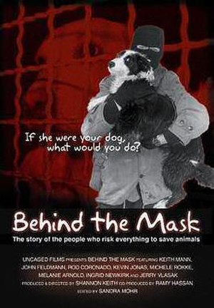 Behind the Mask (2006 film) - Image: Behind The Mask
