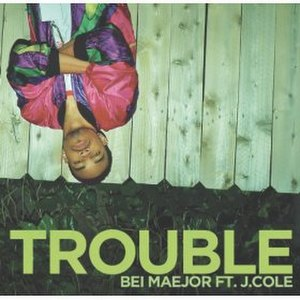 Trouble (Bei Maejor song) - Image: Bei Maejor Trouble