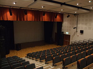 Belmullet - Erris Arts Centre, located in Belmullet town