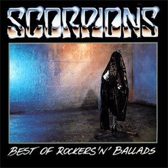 Best of Rockers 'n' Ballads - Image: Best of Rockers n' Ballads Scorpions