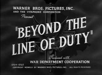 Beyond the Line of Duty - Title frame