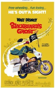 Blackbeard's Ghost - Wikipedia