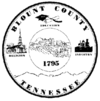 Official seal of Blount County