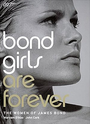 Bond Girls Are Forever - Boxtree British hardcover edition