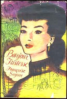 1954 novel by Françoise Sagan