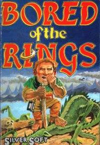 Bored of the Rings (video game) - Image: Bored of the Rings game cover