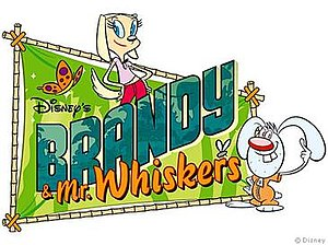 Brandy & Mr. Whiskers - Image: Brandy&Mr.Whiskers Title Card