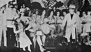 <i>Words and Music</i> (musical) musical revue by Noël Coward