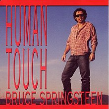 Bruce Springsteen - Human Touch - coverart - II.jpg