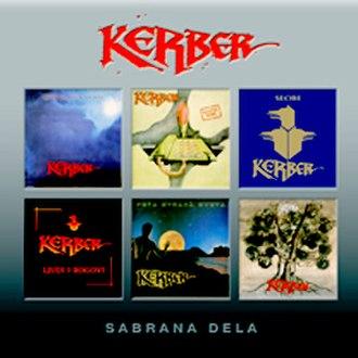Sabrana dela - Image: CD set KERBER t