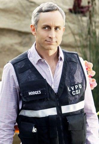 David Hodges (CSI) - Image: CSI David Hodges