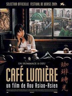 <i>Café Lumière</i>