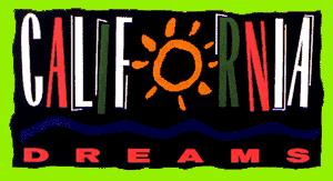 California Dreams - Image: Cali Dreams Logo