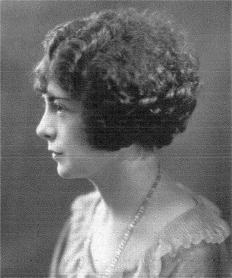 Carol Weld - Carol Weld ca 1919