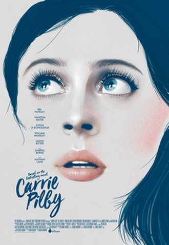 Carrie Pilby (film) - Theatrical release poster