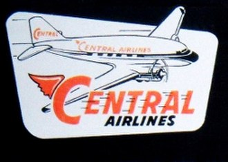 Central Airlines - Image: Central logo