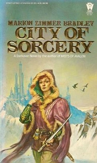City of Sorcery - Cover of the first edition