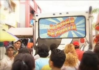 <i>Ciudad Bendita</i> television series