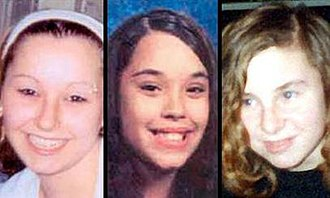 Ariel Castro kidnappings - Berry, DeJesus, and Knight prior to their abductions