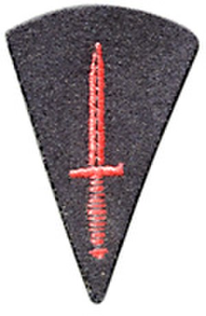 All Arms Commando Course - Commando dagger badge