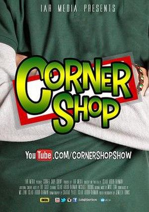 Corner Shop Show - Promotional poster